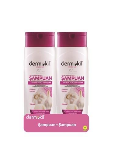 Dermokil Dermokil Sarımak Özlü Şampuan 2'li Set Renksiz